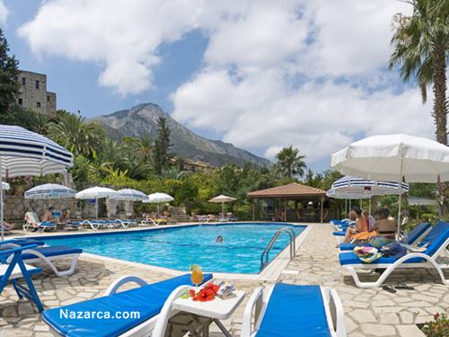 Bellapais Gardens Hotel-havuz-2