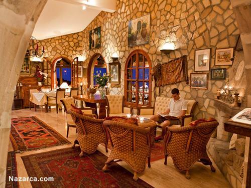 Bellapais Gardens Hotel-restoran
