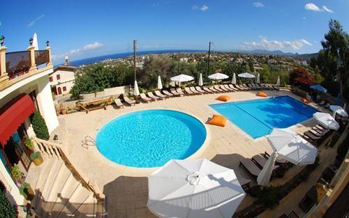 KIBRIS BELLAPAİS MONASTERY VİLLAGE HOTEL
