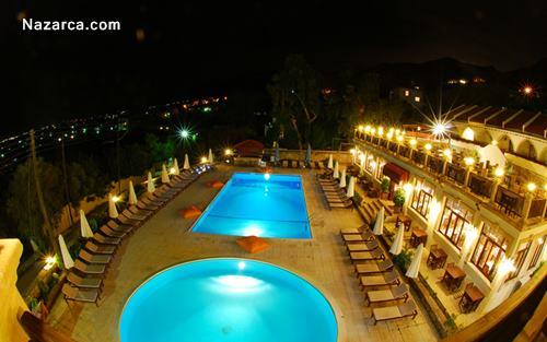 Bellapais-Monastery-Village-Hotel-havuz-2