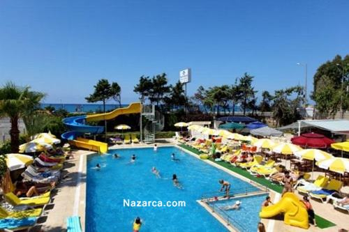 alanya-oncul-beach-resort-otel-kaydirakli-havuz