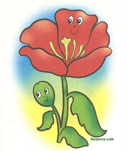 aynisini-boya-cicek-gelincik-resmi-1
