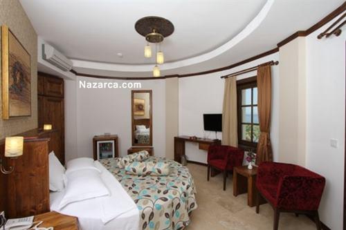 datca-orcey-otel-degirmen-evleri-yatak