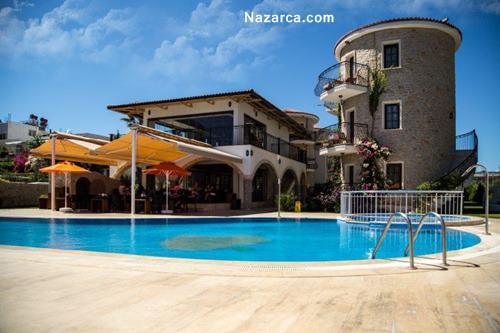 datca-orcey-otel-havuzu-resimleri