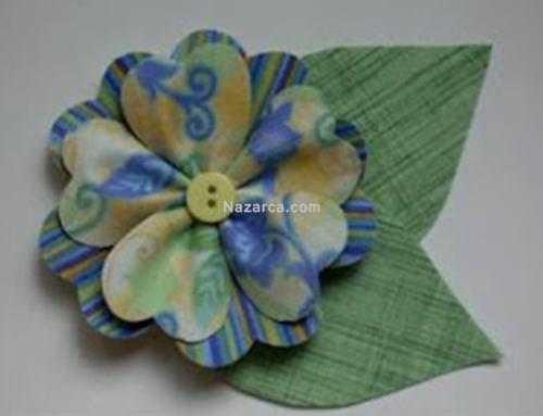 desenli-kağıtla-dekoratif-çiçek-resimli-14