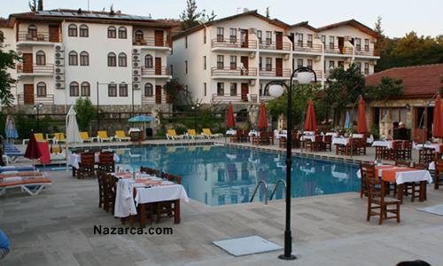 FETHİYEDE ALKOLSUZ MUHAFAZAKAR SİLVER PİNE HOTEL