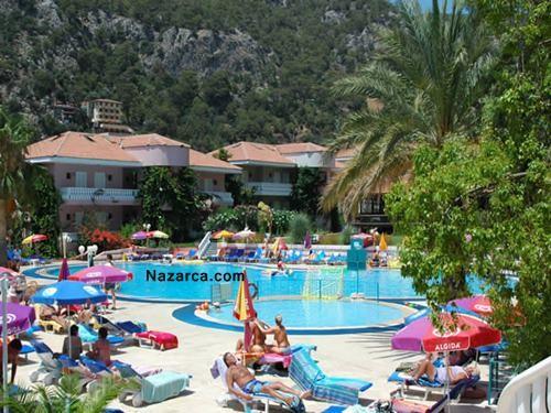 HERŞEY DAHİL FETHİYE ÖLÜDENİZ HOTEL TURKUAZ(TURQUOİSE HOTEL)