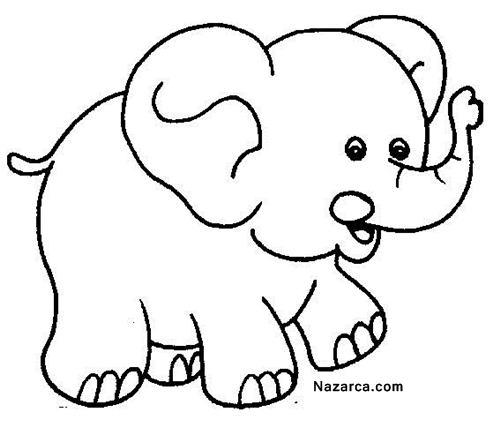 okul-oncesi-hayvan-boyama-sablonlari-fil