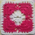 pembe-beyaz-kare-tig-isi-battaniye-motifi