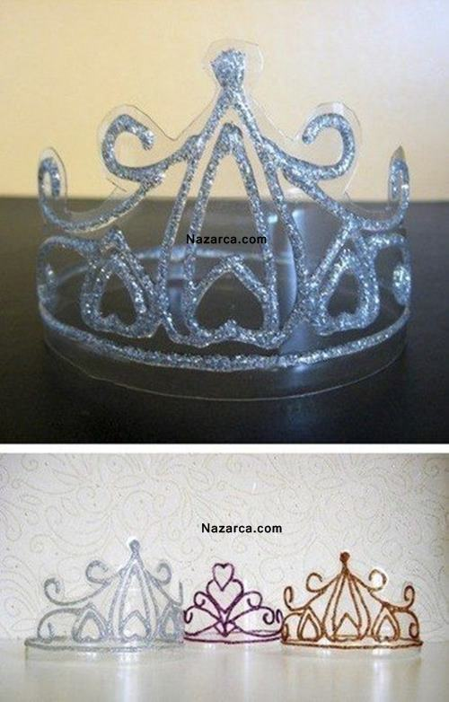 plastik-siseden-harika-prenses-taci-yapilisi