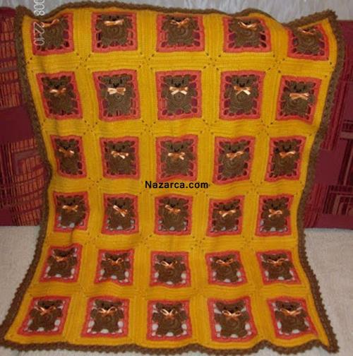 ayi-motifli-bebek-battaniye-tig-isi
