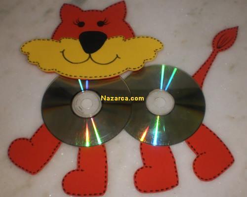 CD İLE YAPILAN HAYVANLAR İLKÖĞRETİM FAALİYETLERİ