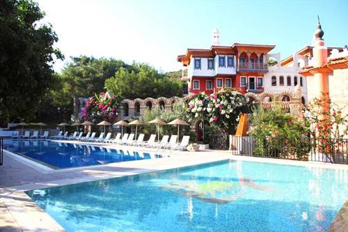 DATÇA PERİLİ BAY RESORT HOTELİ-HER ŞEY DAHİL KONSEPT 3