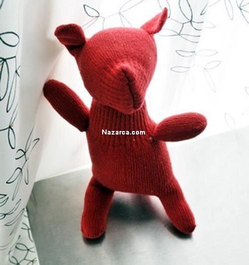 eldivenle-yapilan-oyuncak-sirin-kopek