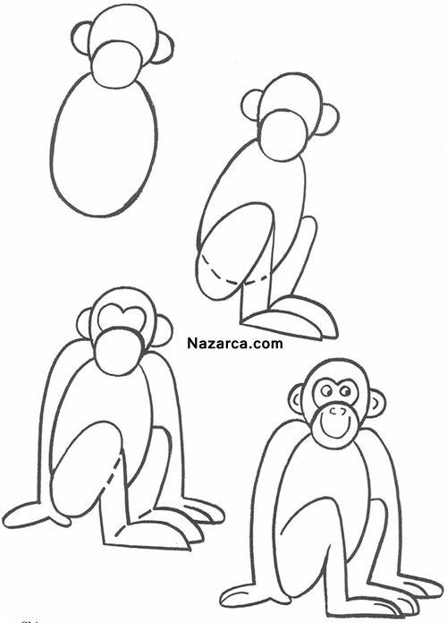 kolay-cizilen-maymun
