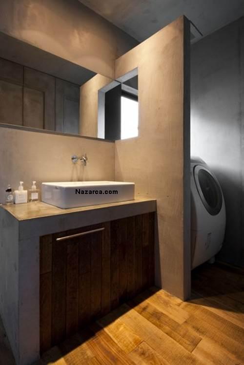 tokyoda-farkli-bir-ev-dekorasyonu-Banyosu