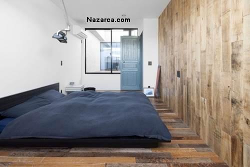 tokyoda-farkli-bir-ev-yatak odasi-dekorasyonu-