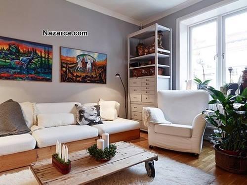 Sv re 1oda 1 salon ev dekorasyonu for 2 1 salon dekorasyonu