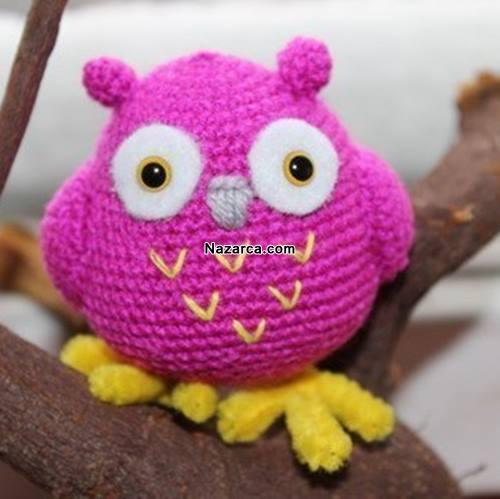 Amigurumi-yavru-oyuncak-baykus