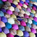 Knitted-Puffy -quilt-nazarca