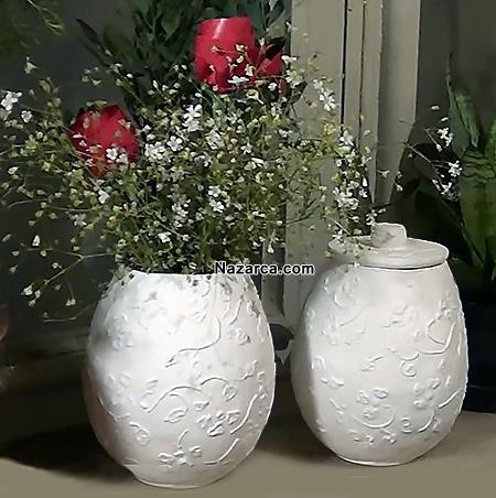 el-yapimi-kartonpiyer-vazo-yapilisi