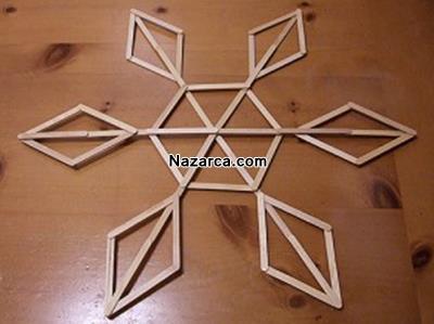 ev-dekorasyonuna-hobi-cubuklarindan-kar-taneleri-11