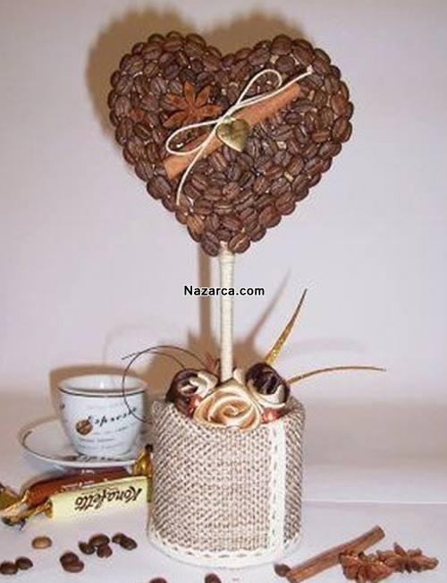 kahve-cekirdeklerinden-kalpli-dekoratif-saksi