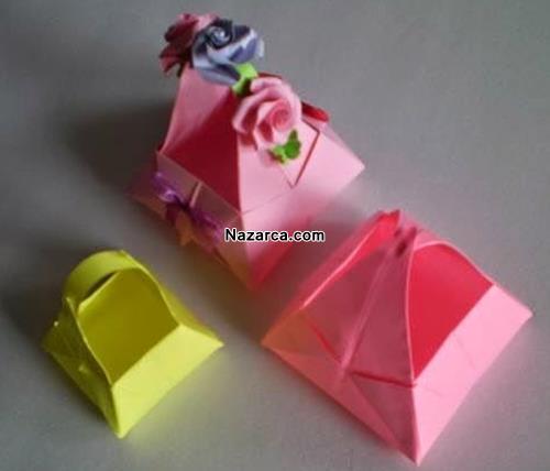 origami-kagit-sepet-canta-yapilisi