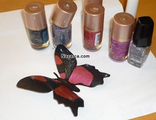 plastik-siselerden-oje-ile-boyanan-cok-guzel-kelebekler-yapmak-6