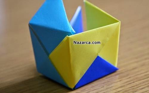 renkli-fon-kagitlarindan-origami-kup-12