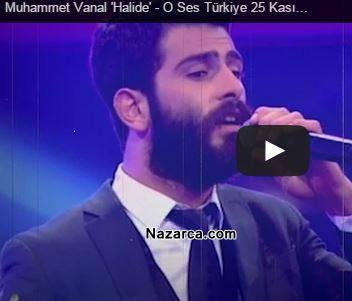 O ses Türkiye Mustafa-vanal