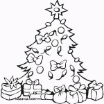 Noel Ağaci Boyama Sayfalari Nazarcacom