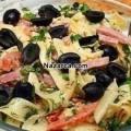 peynirli-sosisli-makarna-salatasi-resimli-tarifi