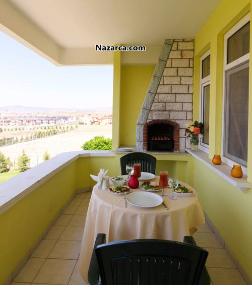 Afyon-Basaranlar -Termal 2+1- Daireler-balkon