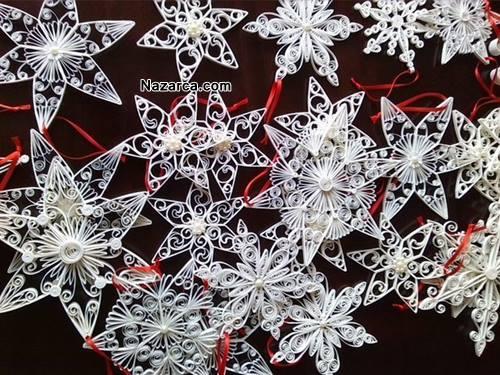 Quilling-Snowflakes-nazarcacom