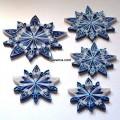 kagit-telkari-Quilling-Snowflakes