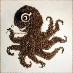 kahve-cekirdekleri-ile-ahtapot