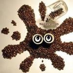 kahve-cekirdekleri-ile-su-damlasi