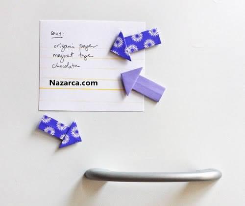 origami-kagit-katlama-ok-isareti-magnetler