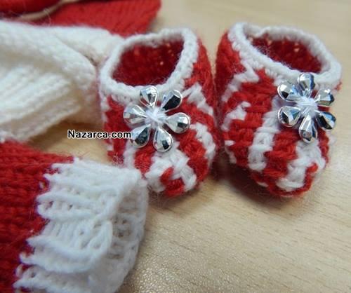orme-noel-baba-bebek-elbiseleri