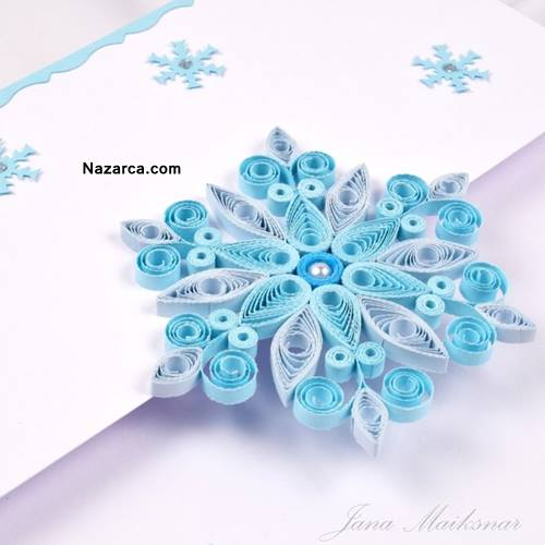 paper-Quilling-Snowflakes