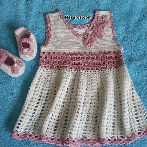 satilik-tig-isi-orgu-bebek-elbise-patik-takimi-2015