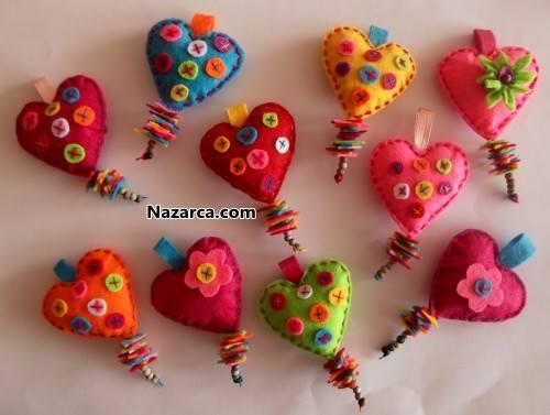 sirin-kece-anahtarlik-kalpler