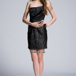 siyah-oullu-mini-tek-askili-siyah-bayan-abiye-elbise
