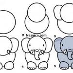 ilkogretim-fil-resmi-nasil-cizilir