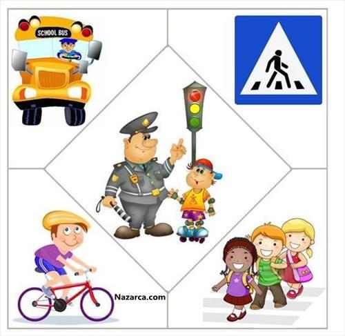 trafik-anlatan-okul-oncesi-rekli-resimler