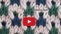 Videolu 3 Renkli Yıldız Bahçesi Örneği İzle