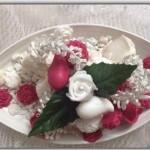 Tabakta Kokulu taş Sabun Çiçekler 60 Lira
