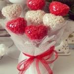 Kalpli Sabun Çiçekler 45 lira