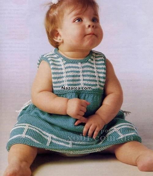 sisle-orme-kolsuz-bebek-elbise-modeli